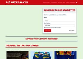 ilovegiveaways.com
