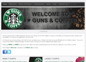 ilovegunsandcoffee.com