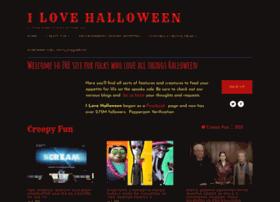 ilovehalloween.net