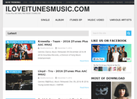 iloveitunesmusic.com