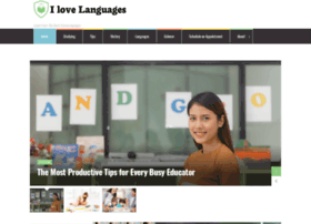 ilovelanguages.com