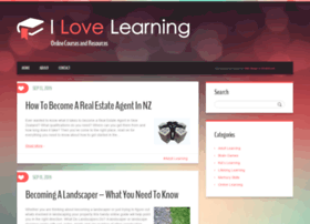 ilovelearning.org.nz