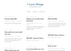 ilovemiage.net