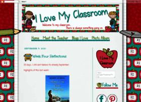 ilovemyclassroom.blogspot.com