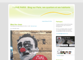 iloveparis.org