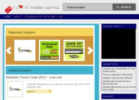 ilovepromocodes.com