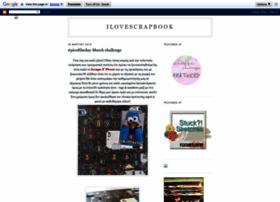 ilovescrapbook.blogspot.com