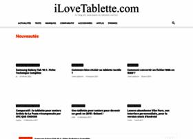 ilovetablette.com