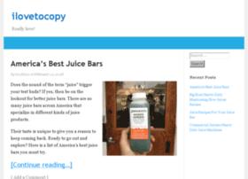 ilovetocopy.com