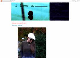 iloveublank.blogspot.com