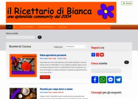 ilricettariodibianca.com