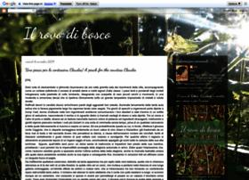 ilrovodibosco.blogspot.it