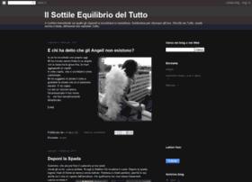 ilsottileequilibriodeltutto.blogspot.com