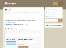 ilvoters.nationbuilder.com