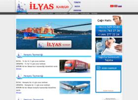 ilyaskargo.com