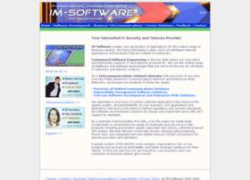 im-software.co.uk