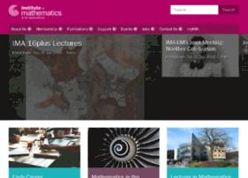 ima.org.uk