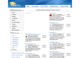 image-editing-program.winsite.com