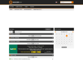 soccerway com