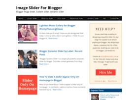 imagesliderforblogger.blogspot.in