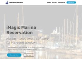 imagicmarinasoftware.com