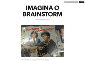 imaginaobrainstorm.tumblr.com