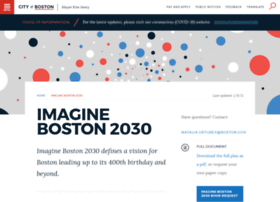 imagine.boston.gov