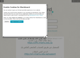 imamu.blackboard.com