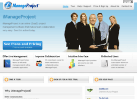 imanageproject.com