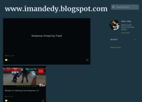 imandedy.blogspot.com