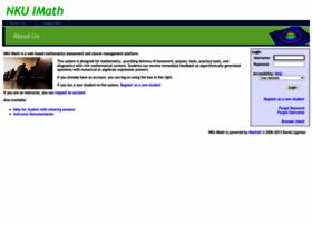 imath.nku.edu