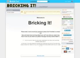 imbrickingit.brickowl.com