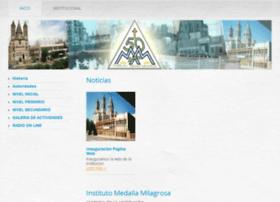 imedallamilagrosa.com.ar