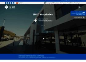 imedhospitales.com