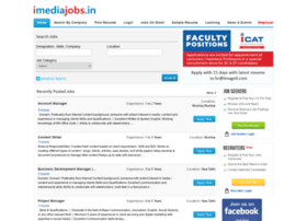 imediajobs.in