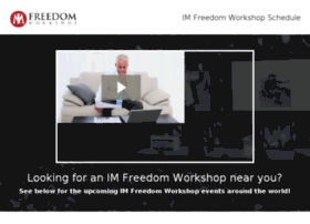imfreedomworkshop.com.au