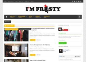 imfrosty.com