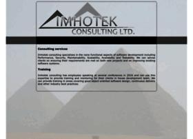 imhotek.net