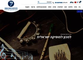 imi.org.il