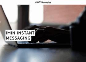 iminmessaging.com