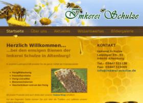 imkerei-schulze.de