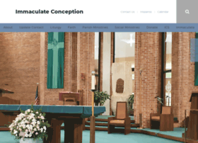 immaculateconception.org