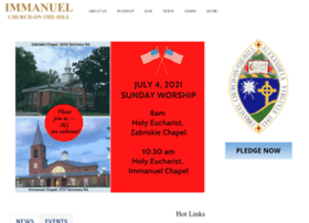 immanuel-on-the-hill.org