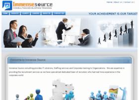 immensesource.com