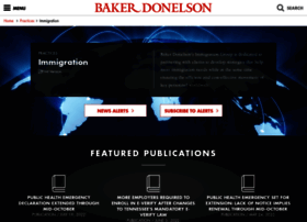 immigration.bakerdonelson.com
