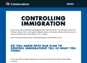 immigration.conservatives.com