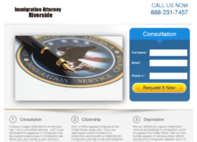 immigrationattorneyriverside.com