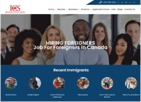 immigrationcanadaservices.com