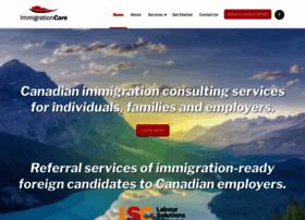 Immigrationcare.ca