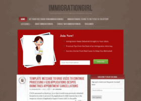 immigrationgirl.com